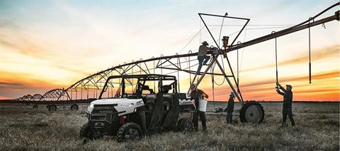 2021 Polaris Ranger Crew XP 1000 Premium in Denver, Colorado - Photo 2