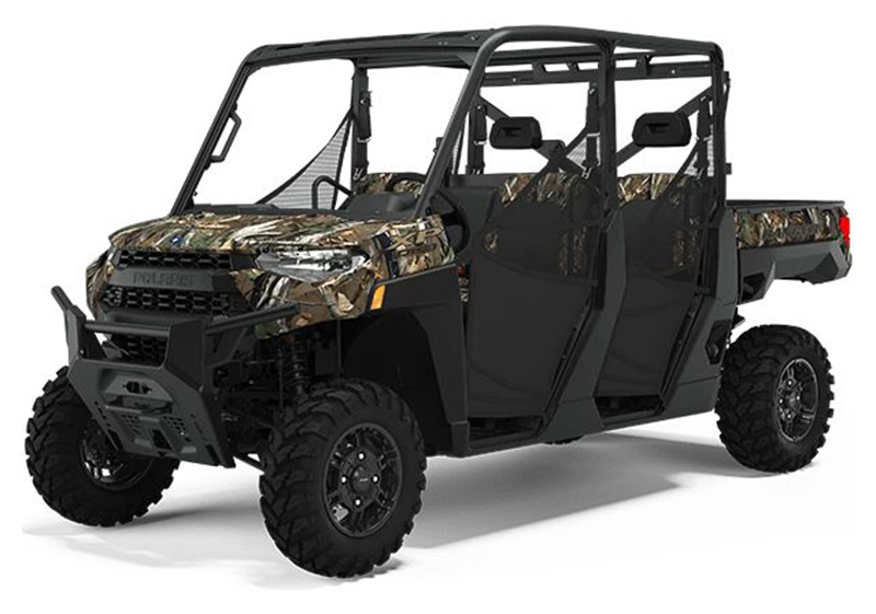 2021 Polaris Ranger Crew XP 1000 Premium in Three Lakes, Wisconsin - Photo 1