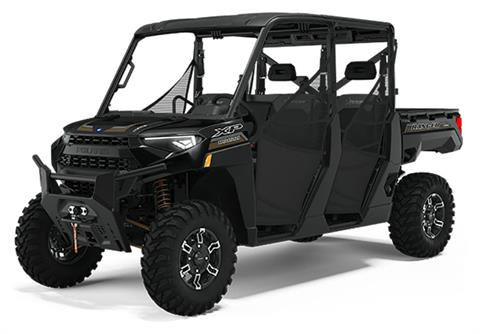 2021 Polaris Ranger Crew XP 1000 Texas Edition in Woodruff, Wisconsin