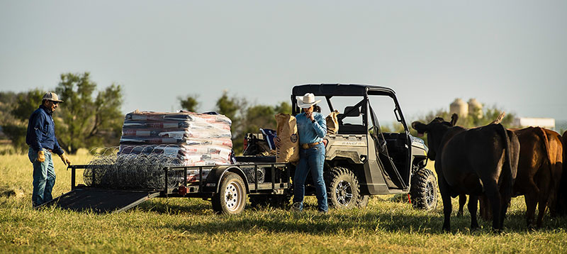 2021 Polaris Ranger Crew XP 1000 Texas Edition in Elkhorn, Wisconsin - Photo 2
