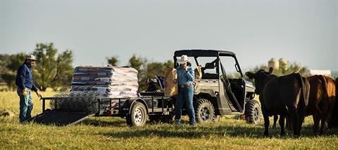2021 Polaris Ranger Crew XP 1000 Texas Edition in Rothschild, Wisconsin - Photo 2
