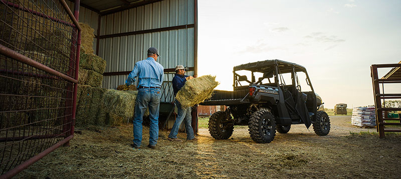 2021 Polaris Ranger Crew XP 1000 Texas Edition in Cedar Rapids, Iowa - Photo 3