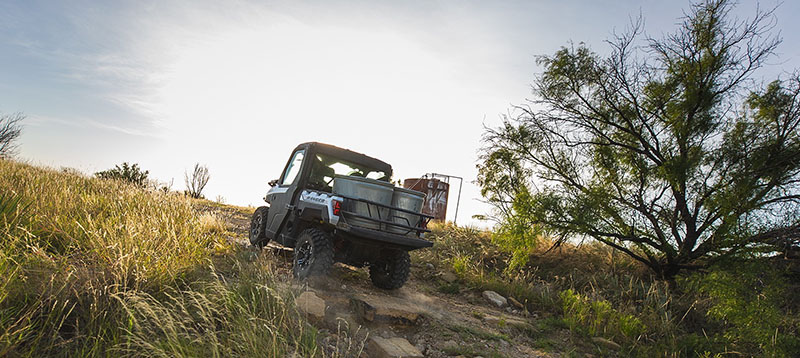 2021 Polaris Ranger Crew XP 1000 Trail Boss in Afton, Oklahoma