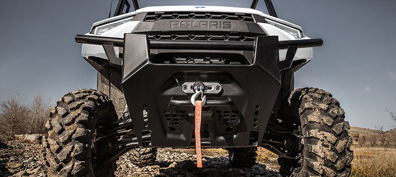 2021 Polaris Ranger Crew XP 1000 Trail Boss in Merced, California - Photo 3