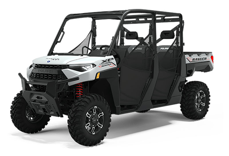 2021 Polaris Ranger Crew XP 1000 Trail Boss in Merced, California - Photo 1