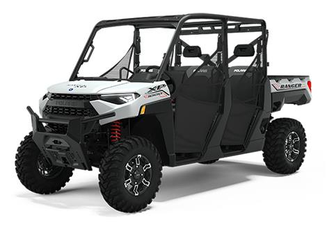 2021 Polaris Ranger Crew XP 1000 Trail Boss in Monroe, Michigan
