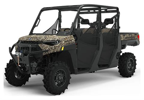 2021 Polaris Ranger Crew XP 1000 Waterfowl Edition in Monroe, Michigan