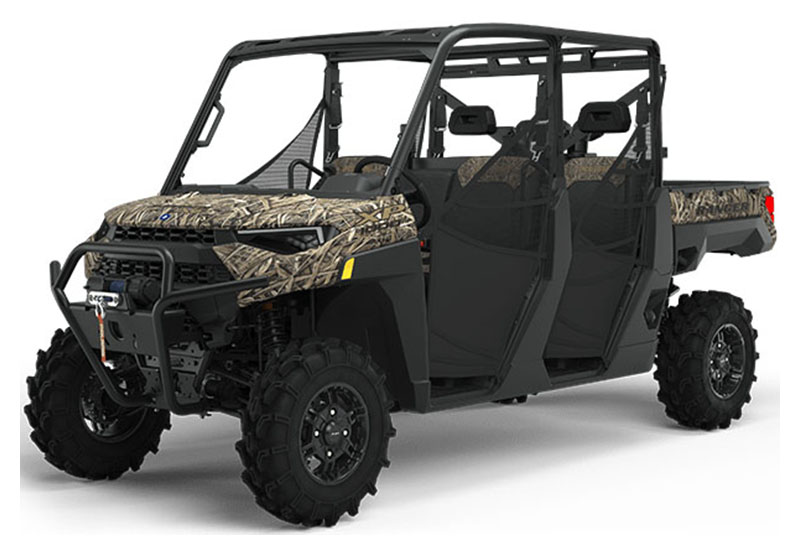 2021 Polaris Ranger Crew XP 1000 Waterfowl Edition in Tulare, California - Photo 1