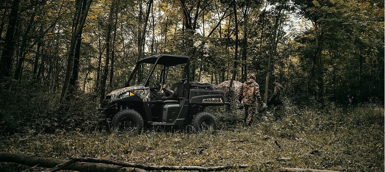 2021 Polaris Ranger EV in Montezuma, Kansas - Photo 3