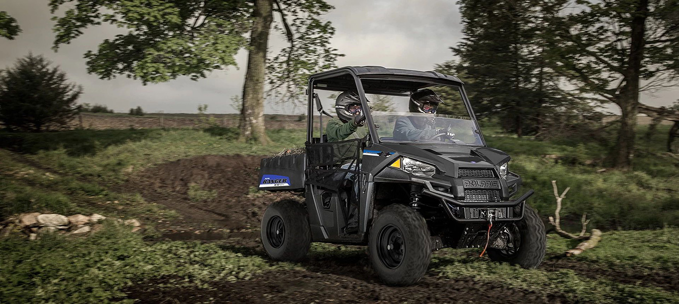 2021 Polaris Ranger EV in Ukiah, California - Photo 4