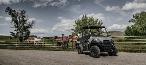 2021 Polaris Ranger EV in Lincoln, Maine - Photo 2