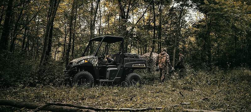 2021 Polaris Ranger EV in Troy, New York - Photo 3