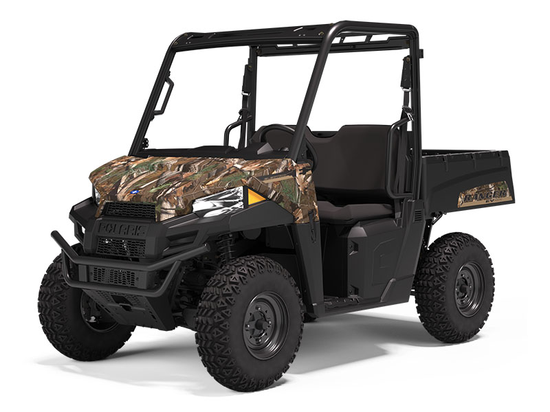 2021 Polaris Ranger EV in Kailua Kona, Hawaii - Photo 1
