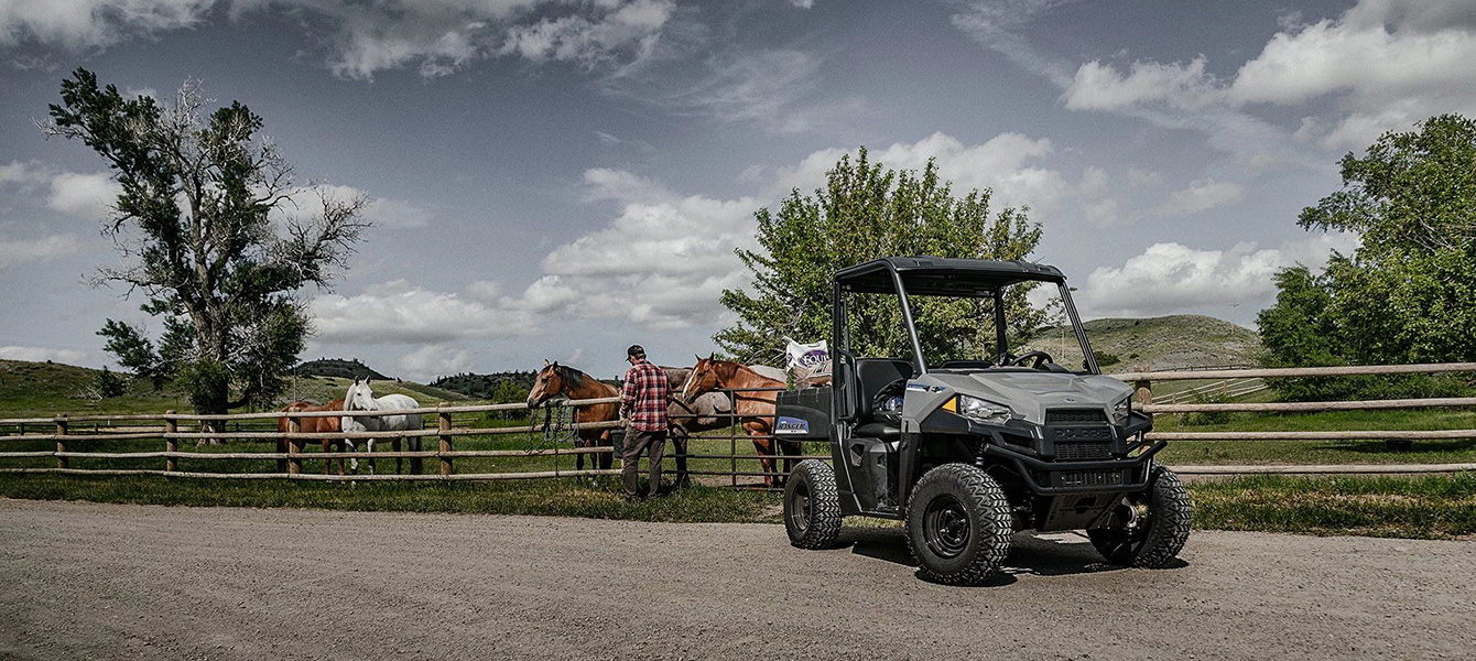 2021 Polaris Ranger EV in Elk Grove, California - Photo 14