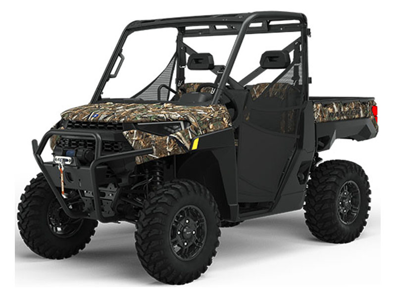2021 Polaris Ranger XP 1000 Big Game Edition in Yuba City, California - Photo 1