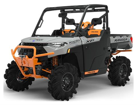 2021 Polaris Ranger XP 1000 High Lifter Edition in Hillman, Michigan
