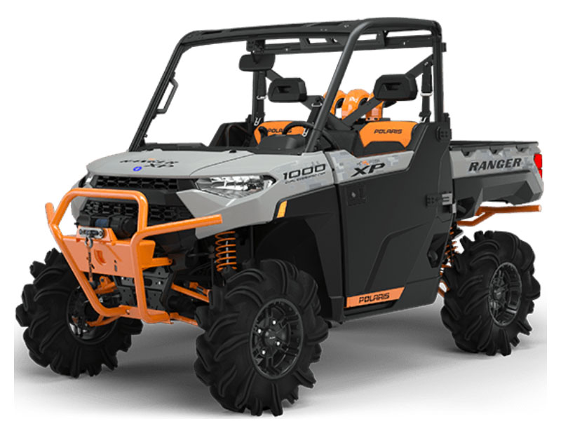 2021 Polaris Ranger XP 1000 High Lifter Edition in Mars, Pennsylvania - Photo 1