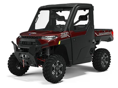 2021 Polaris Ranger XP 1000 Northstar Edition Premium in Monroe, Michigan