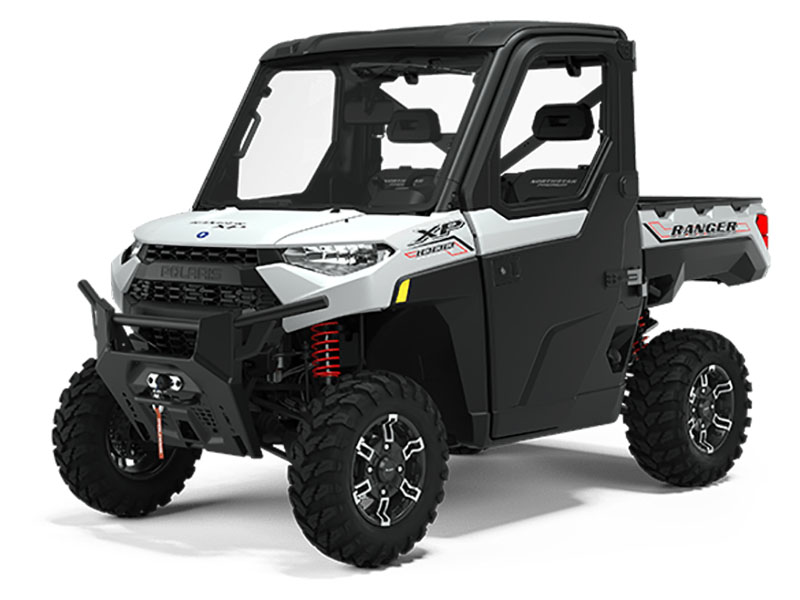 2021 Polaris Ranger XP 1000 Northstar Edition Premium in Troy, New York
