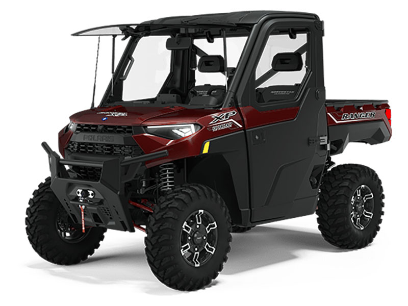 2021 Polaris Ranger XP 1000 Northstar Edition Ultimate in Ironwood, Michigan - Photo 1