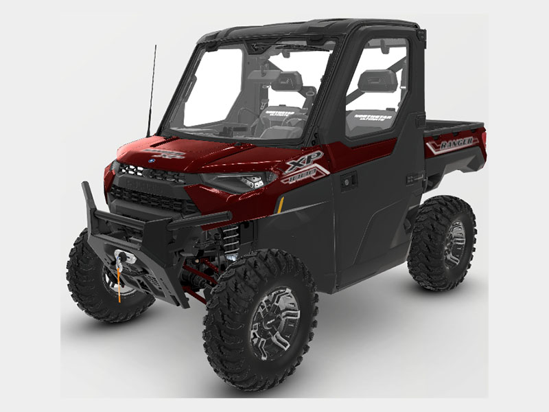 2021 Polaris Ranger XP 1000 Northstar Edition Ultimate + MB Quart Audio Package in Morgan, Utah - Photo 1