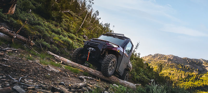 2021 Polaris Ranger XP 1000 Northstar Edition Ultimate + MB Quart Audio Package in Devils Lake, North Dakota - Photo 4