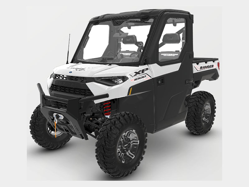 2021 Polaris Ranger XP 1000 Northstar Edition Ultimate + MB Quart Audio Package in Lewiston, Maine - Photo 1
