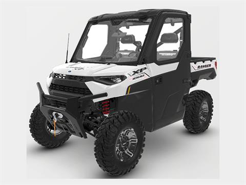 2021 Polaris Ranger XP 1000 Northstar Edition Ultimate + MB Quart Audio Package in Jones, Oklahoma