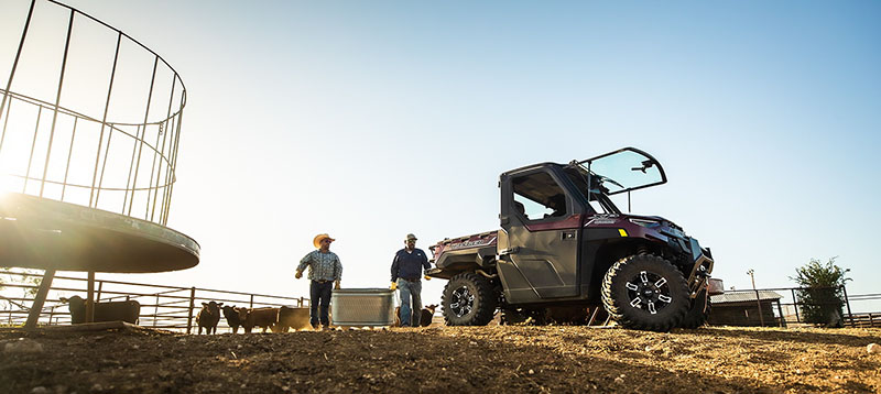 2021 Polaris Ranger XP 1000 Northstar Edition Ultimate + MB Quart Audio Package in Monroe, Michigan
