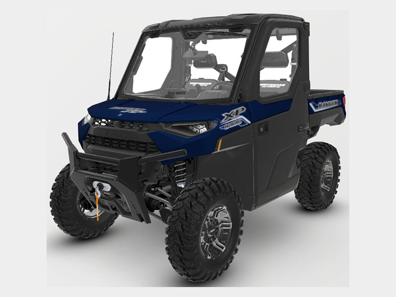 2021 Polaris Ranger XP 1000 Northstar Edition Ultimate + MB Quart Audio Package in Paso Robles, California - Photo 1