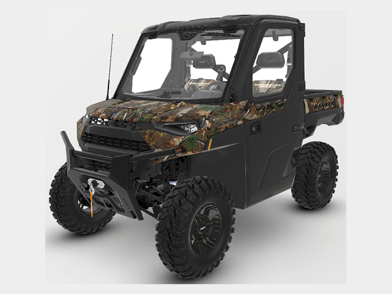 2021 Polaris Ranger XP 1000 Northstar Edition Ultimate + MB Quart Audio Package in Berlin, Wisconsin - Photo 1
