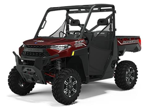 2021 Polaris Ranger XP 1000 Premium in Bigfork, Minnesota