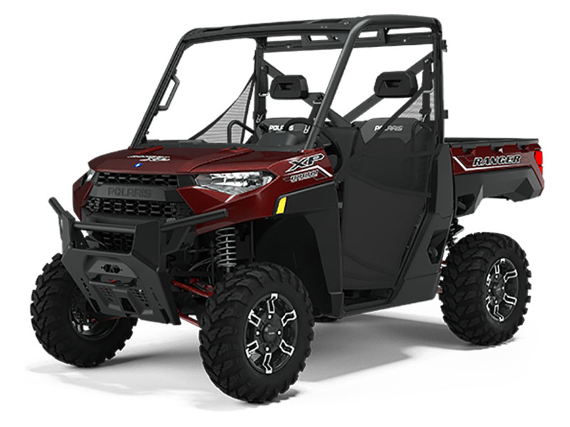 2021 Polaris Ranger XP 1000 Premium in Kailua Kona, Hawaii - Photo 1