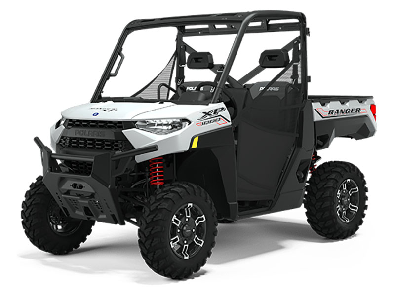2021 Polaris Ranger XP 1000 Premium in West Burlington, Iowa - Photo 1