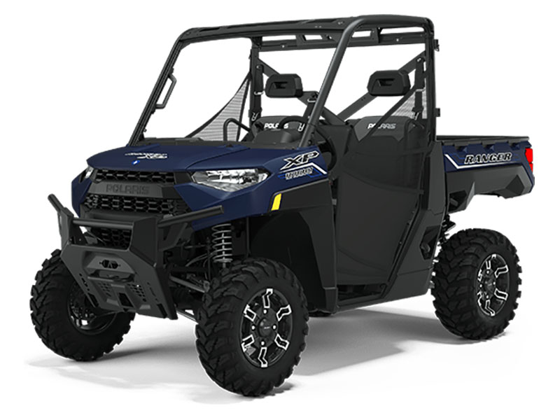 2021 Polaris Ranger XP 1000 Premium in Park Rapids, Minnesota - Photo 1