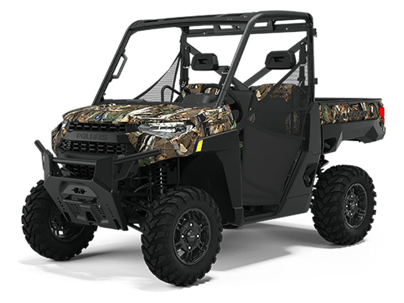 2021 Polaris Ranger XP 1000 Premium in Hollister, California - Photo 1