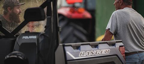 2021 Polaris Ranger XP 1000 Premium + Ride Command Package in Afton, Oklahoma - Photo 3