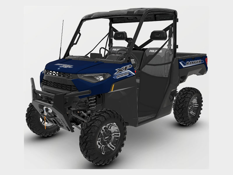 2021 Polaris Ranger XP 1000 Premium + Ride Command Package in Bennington, Vermont - Photo 1