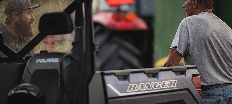2021 Polaris Ranger XP 1000 Premium + Ride Command Package in Albuquerque, New Mexico - Photo 3