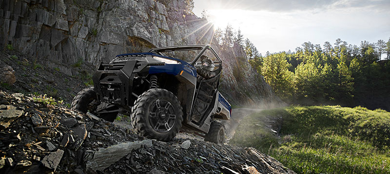 2021 Polaris Ranger XP 1000 Premium + Ride Command Package in Morgan, Utah - Photo 4