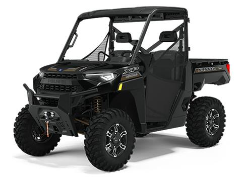 2021 Polaris RANGER XP 1000 Texas Edition in Bigfork, Minnesota