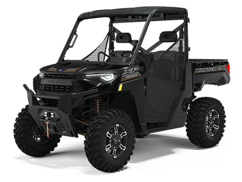 2021 Polaris RANGER XP 1000 Texas Edition in Ironwood, Michigan - Photo 1