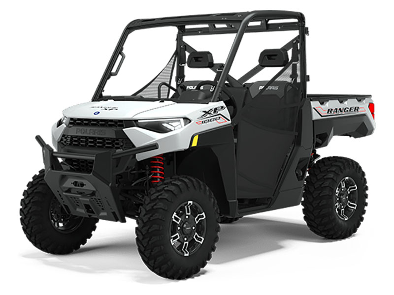 2021 Polaris RANGER XP 1000 Trail Boss in Tulare, California - Photo 1
