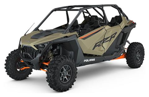 2021 Polaris RZR PRO XP 4 Premium in Monroe, Michigan