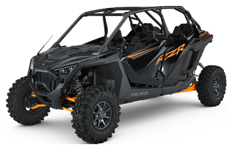 2021 Polaris RZR PRO XP 4 Premium in Santa Maria, California - Photo 1