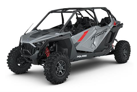 2021 Polaris RZR PRO XP 4 Sport Rockford Fosgate LE in Devils Lake, North Dakota