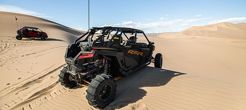 2021 Polaris RZR PRO XP 4 Sport Rockford Fosgate LE in Elkhart, Indiana - Photo 3