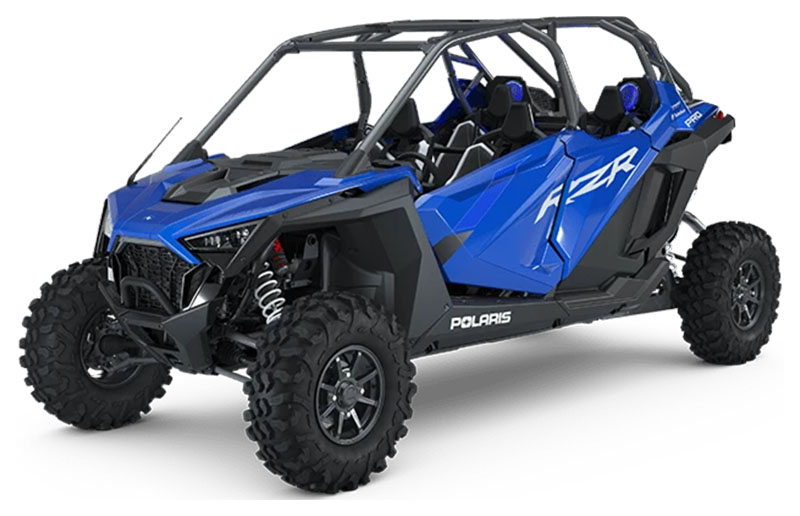 2021 Polaris RZR PRO XP 4 Ultimate Rockford Fosgate LE in Pound, Virginia - Photo 1