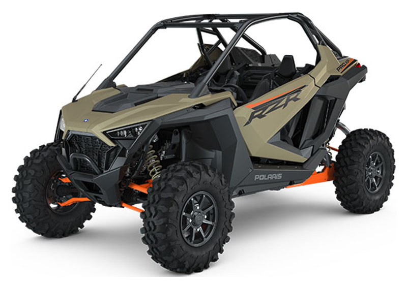2021 Polaris RZR Pro XP Premium in Saint Clairsville, Ohio - Photo 1