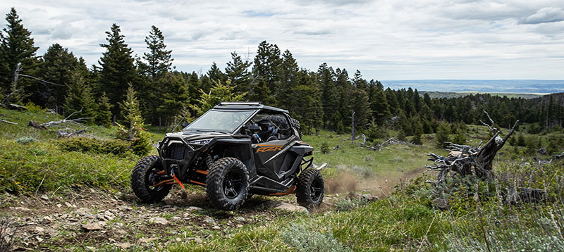 2021 Polaris RZR Pro XP Premium in Ukiah, California - Photo 2